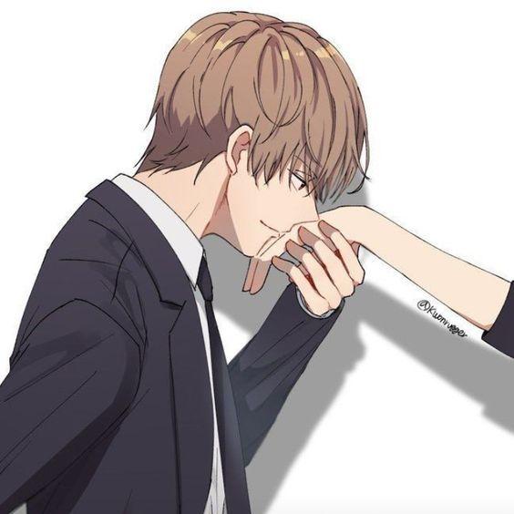 Avt Couple 103 Pasangan Animasi Gambar Anime Ilustrasi Karakter