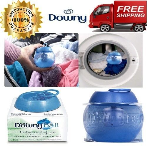 Washing Machine Blue Automatic Fabric Softener Dispenser Container Downy Ball Downy Fabric Softener Dispenser Liquid Fabric Softener Downy