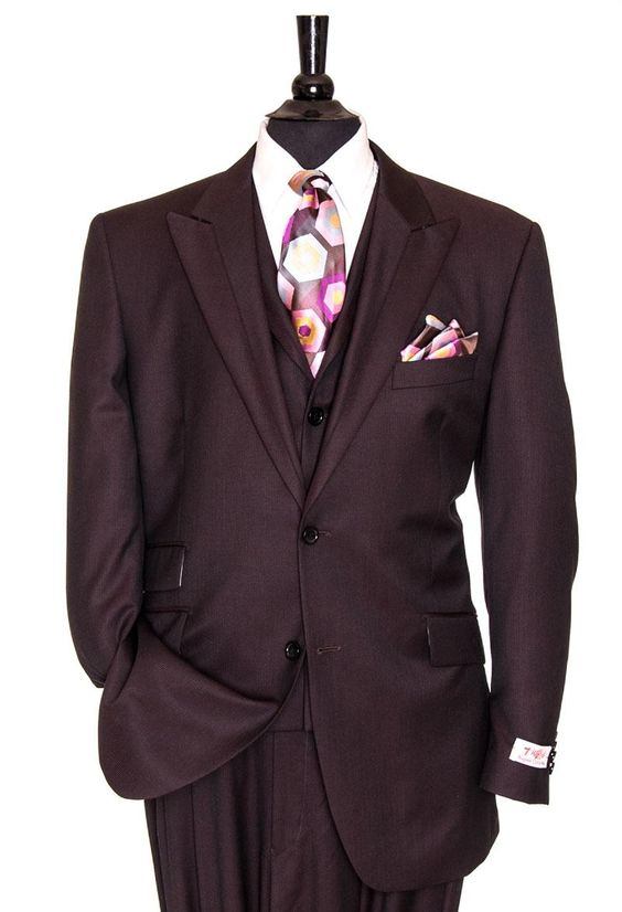 Tiglio Men 39 S Suit And Ties Suits Cuffs