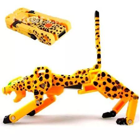 pen drive transformers autobots pantera amarela