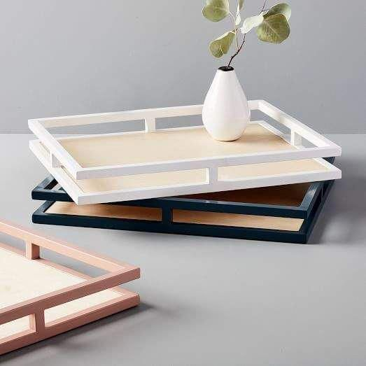 Greatest Bargain Home Decorating Homedecorobjects In 2020 Coffee Table Home Mail Organization Wood Tray