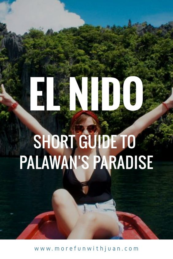 PALAWAN: El Nido Travel Guide - A 4,500 PHP Itinerary