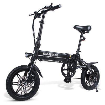 Samebike Yinyu14 Smart Folding Bicycle Moped Electric Bike E Bike Electric Bicycle Foldable Electric Bike Bicycle