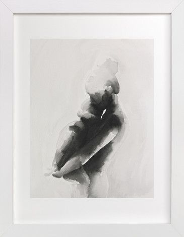 mother embrace by Kate Ahn at minted.com: