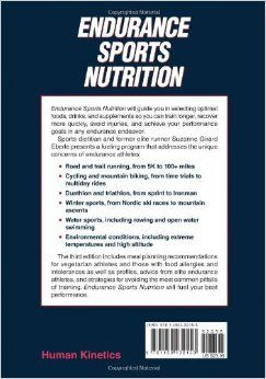 Endurance Sports Nutrition : Endurance Sports Nutrition will guide you in selecting the optimal foods, drinks, and supplements so you can train longer, recover more quickly, avoid injuries, and achieve your performance goals in any endurance endeavor.