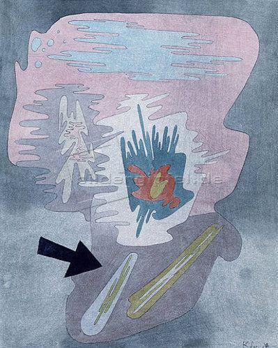 Paul Klee: Stilleben. 1929