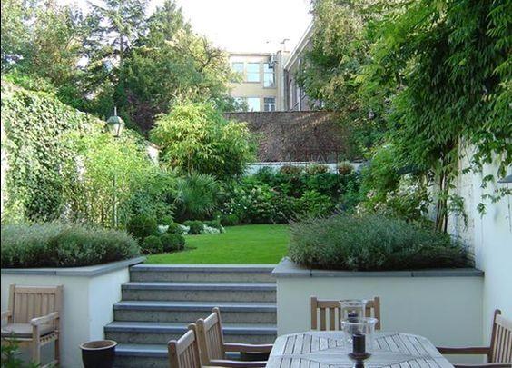 Petits Jardins Urbains Amenager Petit Jardin Jardin De Ville