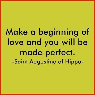 Augustine of Hippo Quote