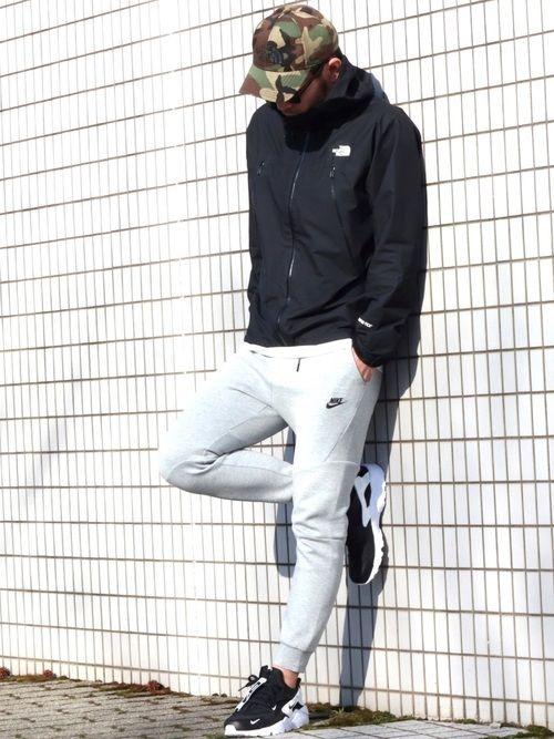 Kinch N The North Faceのマウンテンパーカーを使ったコーディネート Wear メンズファッション 30代 ファッション メンズ 男性ファッション