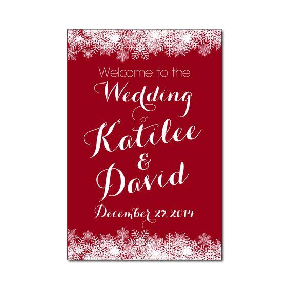 Herzlich Willkommen Sie auf unserer Hochzeit Sign - Winter Hochzeit Sign - Winter Hochzeit - Schneeflocken - Winter Hochzeit Empfang Sign - große Hochzeit-Zeichen von ClearyLaneWeddings auf Etsy https://www.etsy.com/de/listing/203777376/herzlich-willkommen-sie-auf-unserer