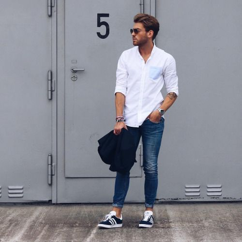 Men's Casual Inspiration #5 Follow MenStyle1.com... | MenStyle1- Men's Style…