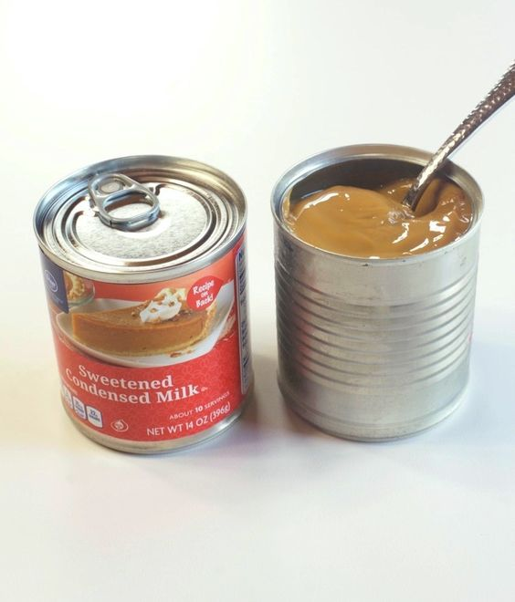 How to Make Caramel from Sweetened Condensed Milk - My Country Table