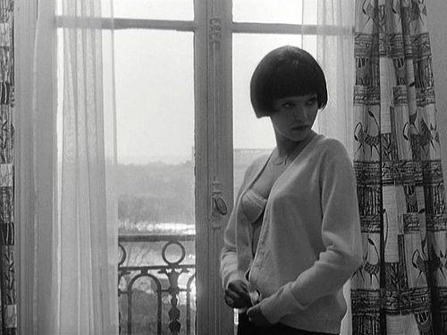 Воплощение стиля Шанель в фильме о проституции «Жить своей жизнью» (1962)