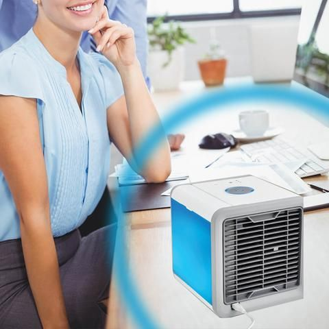 Portable Personal Air Conditioner Air Cooler Fan Artic Air