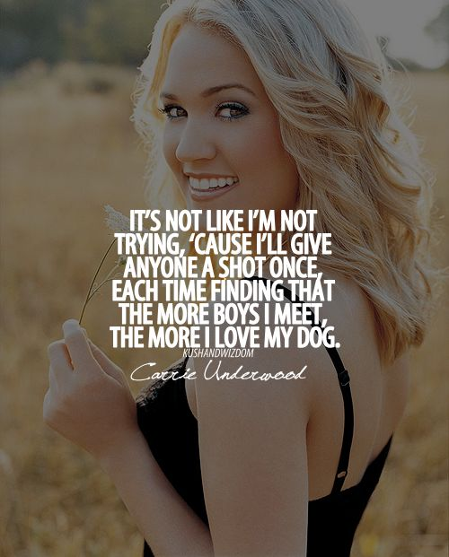 carrie underwood quotes tumblr - photo #6