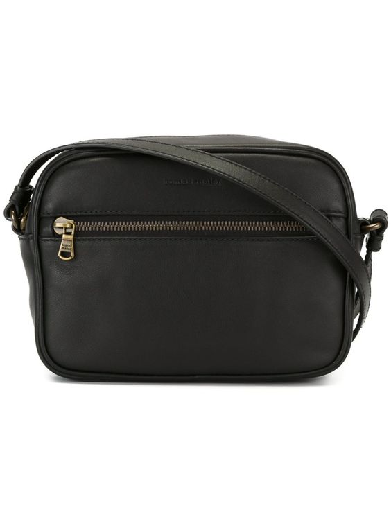 Tomas Mauer crossbody bag in Black