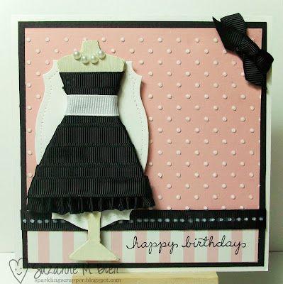 DeNami Ribbon Dress card