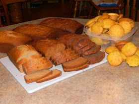 Amish Bread or Friendship Bread... Looks delicious and can't wait to try! Titled: What is growing on your counter?