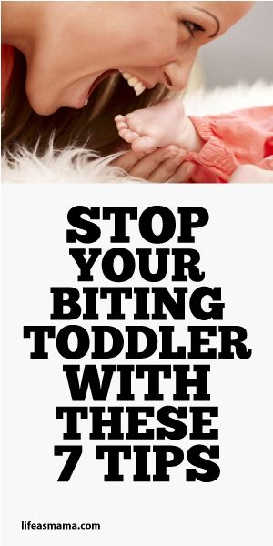 Stop Your Biting Toddler With These 7 Tips Toddlers And Tips