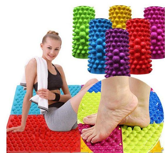 Confidence whole body vibration machine 2015 foot massage for Full body shiatsu massage mat