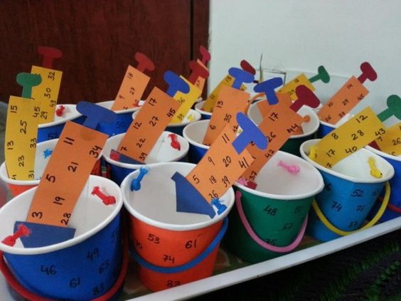 Image result for holi paper cup tambola