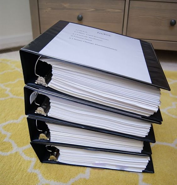Documents, yes perfect always keep a physical copy, I call these My Family History Bibles I refer to over and over and over again.