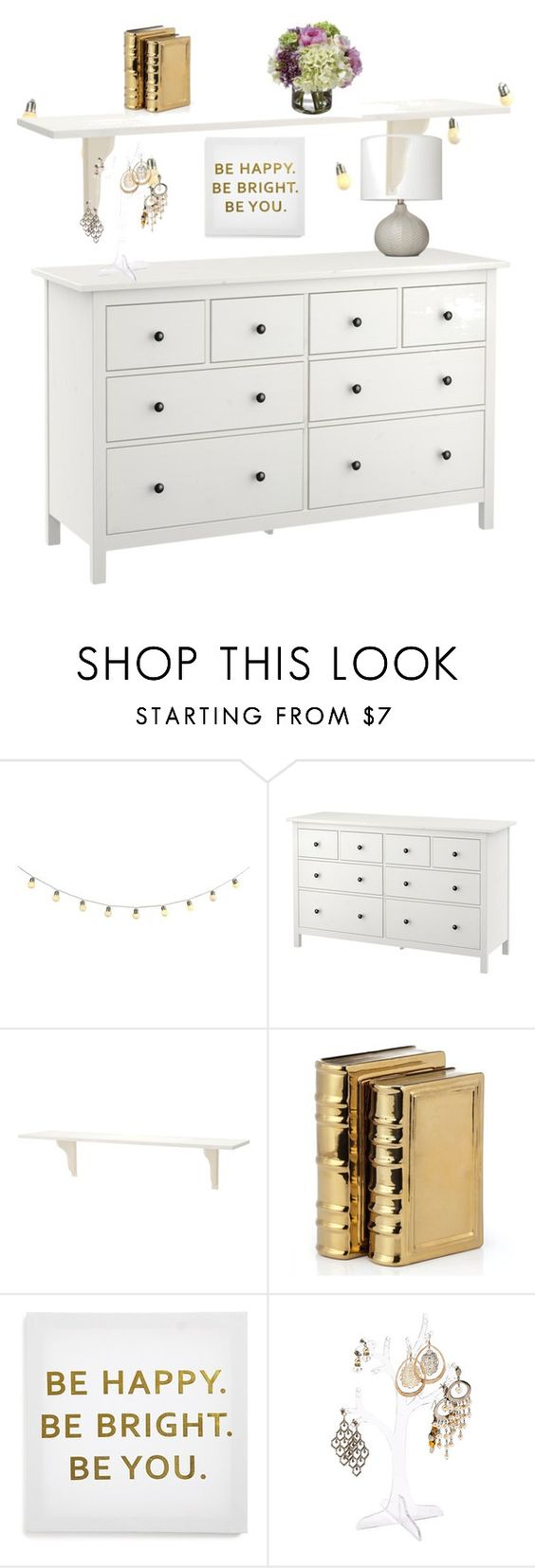 """Untitled #37"" by hcampbell-1 ❤ liked on Polyvore featuring interior, interiors, interior design, home, home decor, interior decorating, Ankit and Threshold"