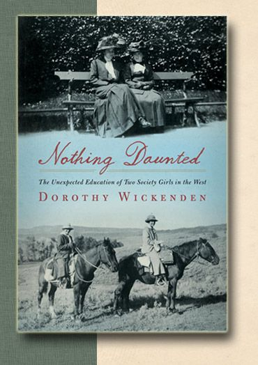 Very fun read.  2 brave young women from early 20th century upstate NY go to CO frontier to teach.