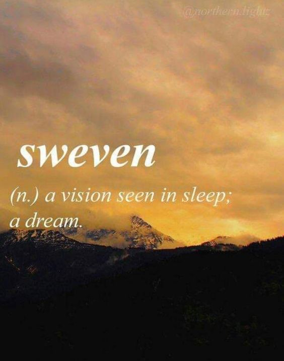 #words #aesthetic #sweven