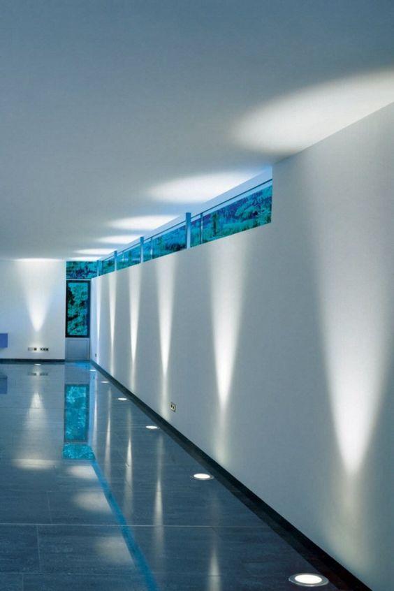 Angenehme Atmosphäre durch indirekte Beleuchtung LED - Beleuchtung - led licht für badezimmer