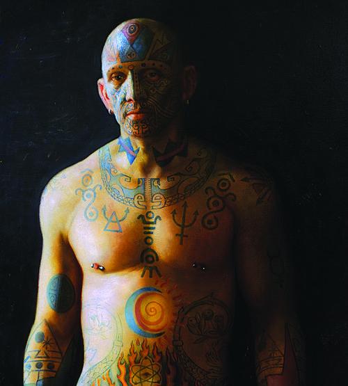 Druso(cmyk) closeup.jpg - http://www.stevenassael.com/paintings/xkofgm0t75nmaav8xrgg8qyzy1g2ib: