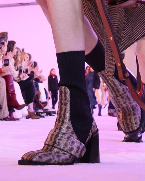 The Most Fabulous Shoes Storming The AW20 Runways | Shoes