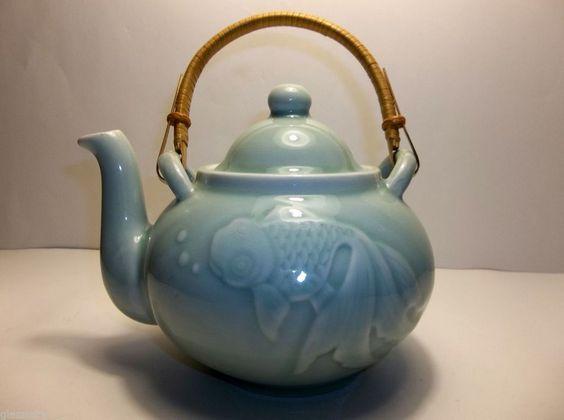 Pinterest the world s catalog of ideas - Bamboo teapot handles ...