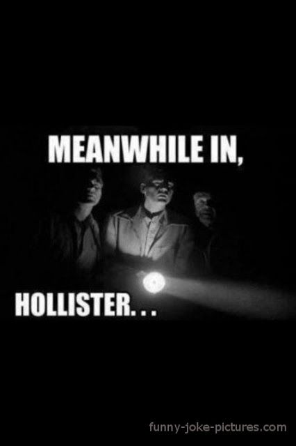 Meanwhile in Hollister Funny Picture Meme