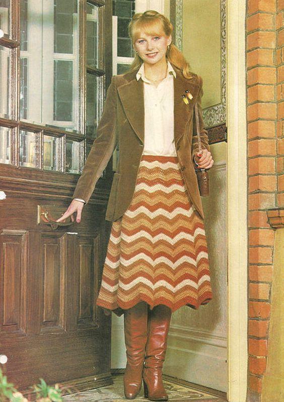 stivali donna anni 70 donna