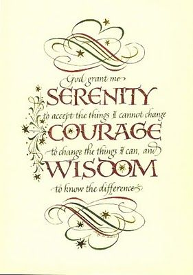 Serenity: Serenity Courage, Favorite Quote, Life Quote, God Grant, Quotes Sayings, Courage To Change, Favorite Prayer, Courage Wisdom, Serenity Prayer