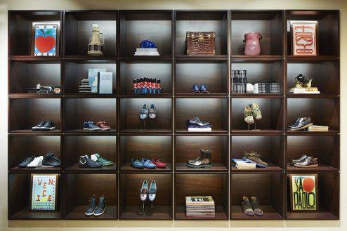 Addicted To Retail (ATR) presents: Louis Vuitton L'Aventure Pop-up Shop in Paris, France.
