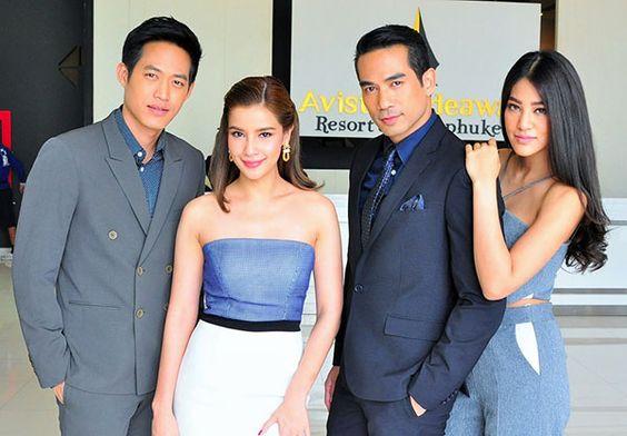 Phim Thái Lan: thay tim đổi phận