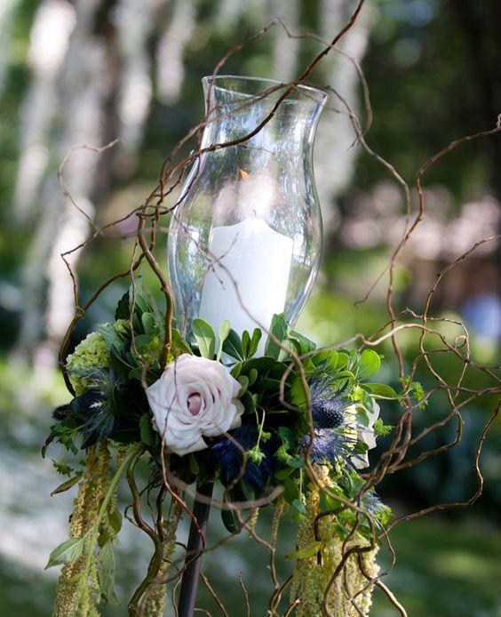 Beautiful Lakeside Wedding Inspiration!  The Knot Blog