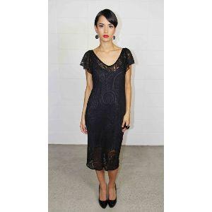 Tatua Lace Evening dress