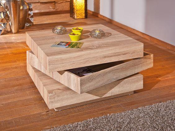 Table basse design coloris blanc laqué, avec étagère en verre - design sofa plat von arketipo mit integriertem regal und beistelltisch