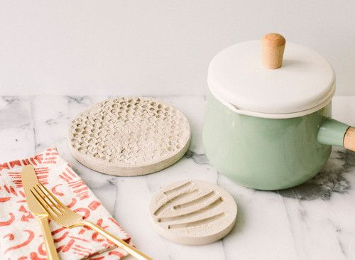 Diy Trivet How To Protect Kitchen Countertop From Heat Trivets Diy Diy Decor Projects Diy