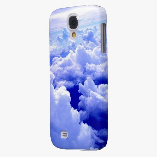 It's cute! This Clouds Samsung Galaxy S4 Cases is completely customizable and ready to be personalized or purchased as is. Click and check it out!