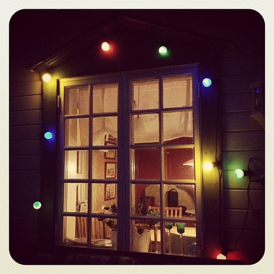 Swedish Window - Decor lights