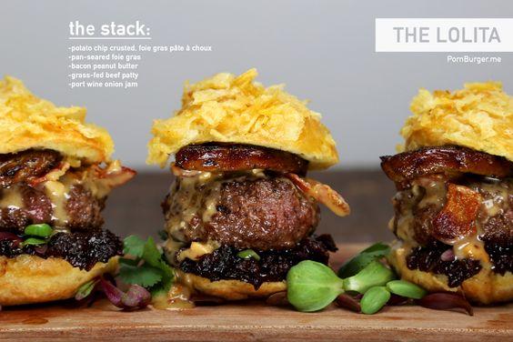 The Lolita Burger