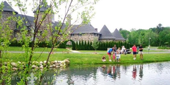 Castle Farms invites you to take a tour of our beautiful Castle and gardens in Michigan. Discover the true story of this historic property built in 1918.