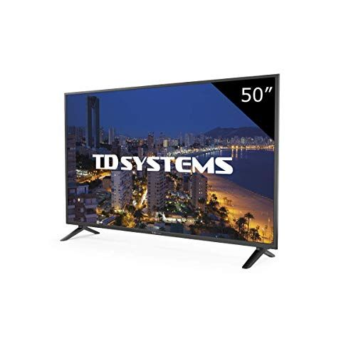 Td Systems K50dlp8f Televisor Led 50 Pulgadas Full Hd 1920 X 1080