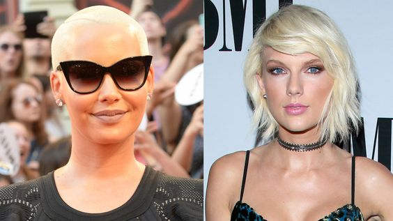 Amber Rose Says It's Sexist to Criticize Taylor Swift's Love Life