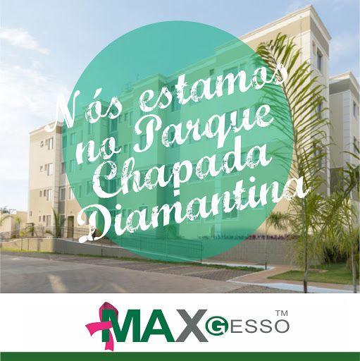 Melhor Gesso, nas melhores obras! Veja: http://www.mrv.com.br/imoveis/apartamentos/matogrosso/cuiaba/domaquino/parquechapadadiamantina A Max Gesso está lá! :)