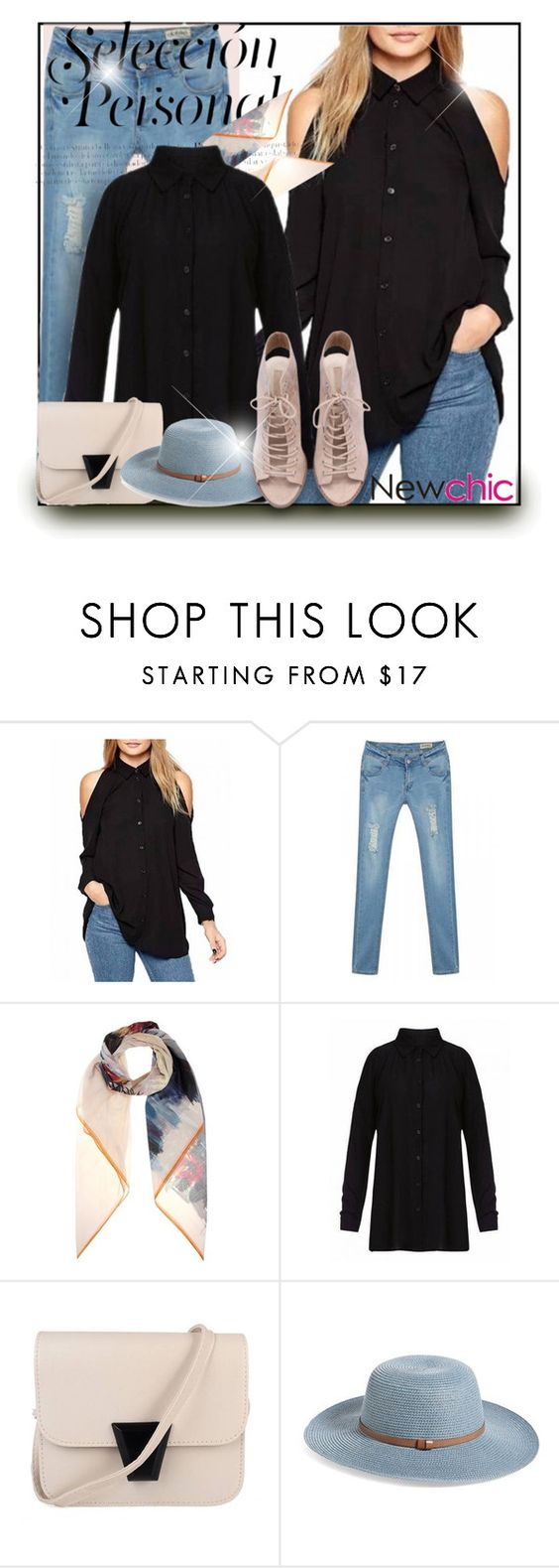 """""""Newchic"""" by jiabao-krohn ❤ liked on Polyvore featuring Valentino and Nordstrom"""